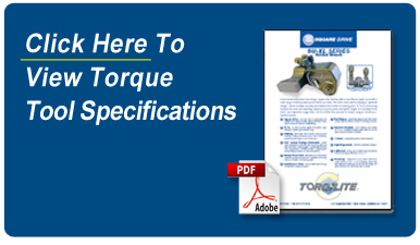 Torque Wrench Hire. Torque Wrench Specifications